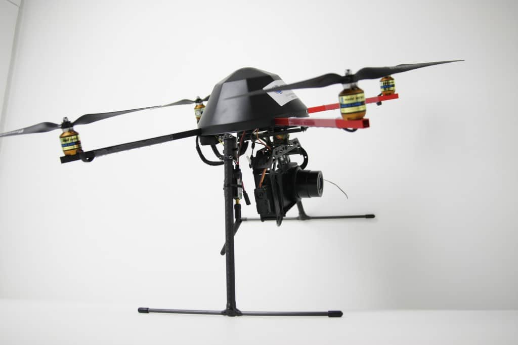 drone & caméra haute résolution