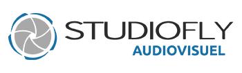 Logo Studiofly Audiovisuel footer