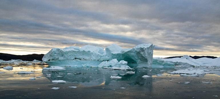 Documentaire tv réalisé par drone au Groenland