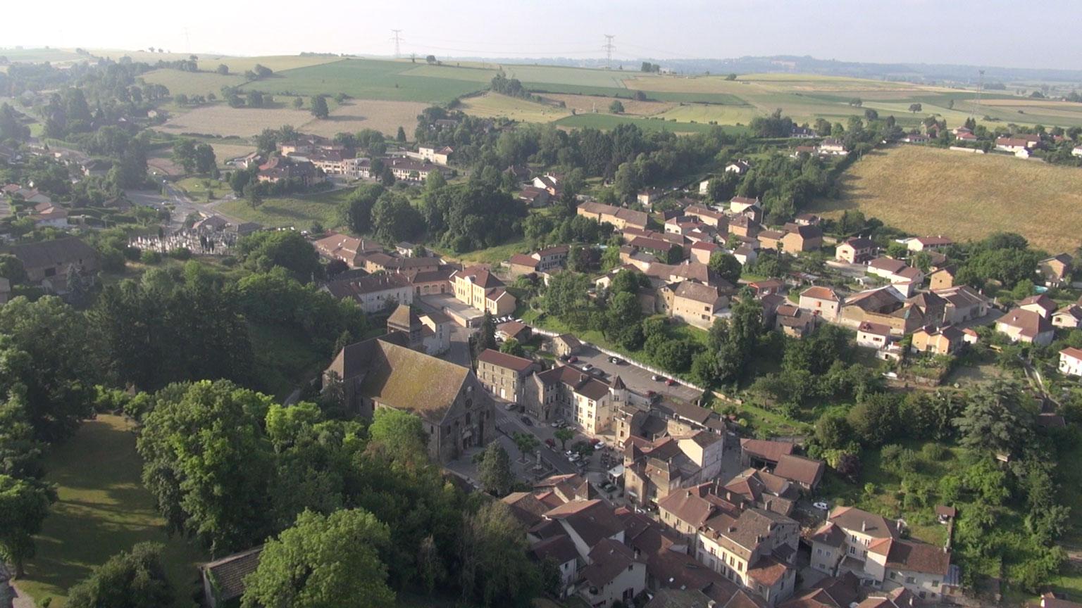 photo drone série France 3