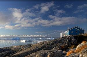 Panorama Groenland