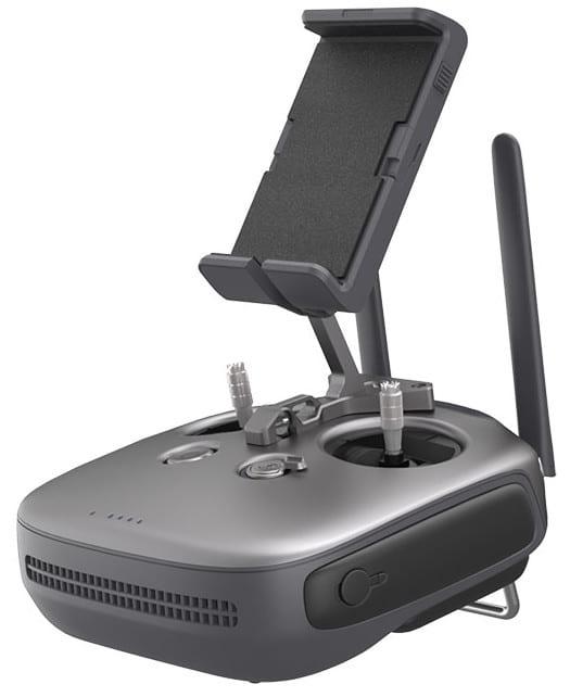 Radiocommande de drone pour retour vidéo et pilotage