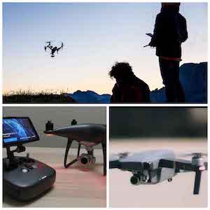 Quel drone choisir pour ses images aériennes