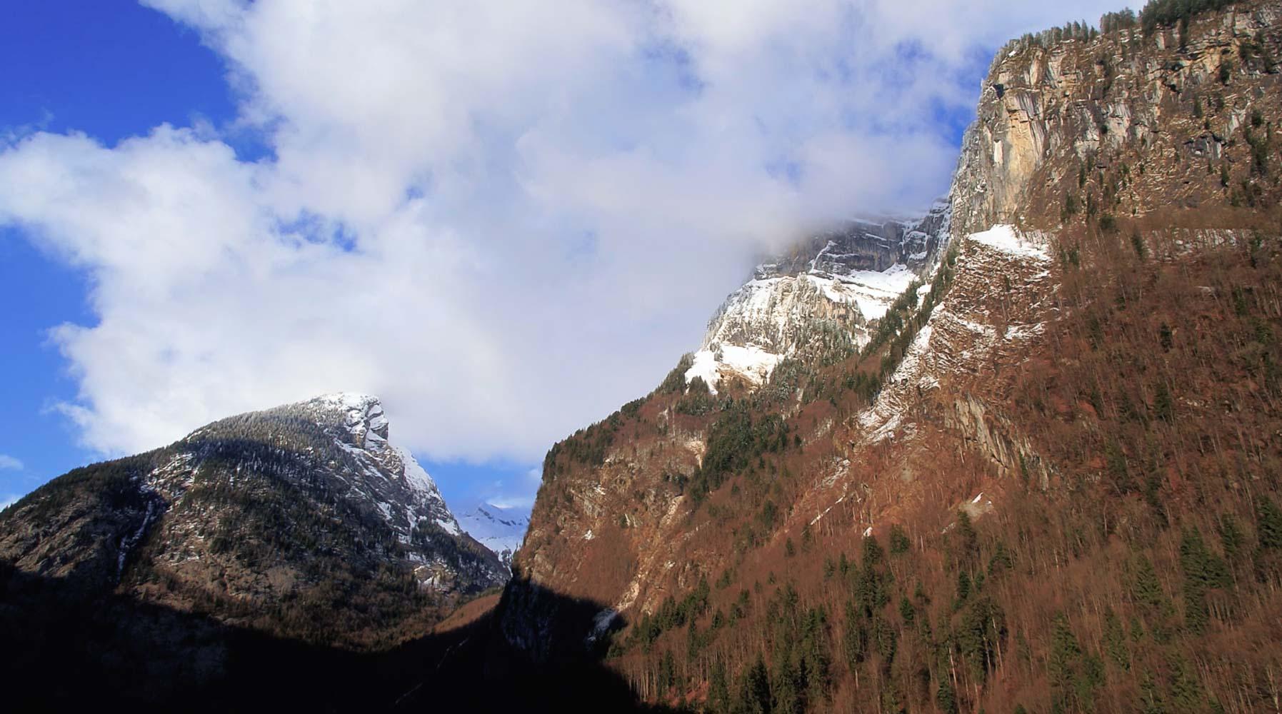 Drone Montagne haute savoie