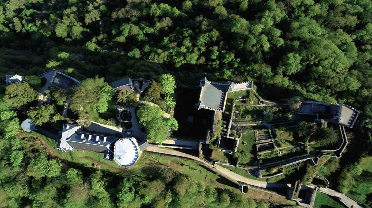film drone pour departement Savoie