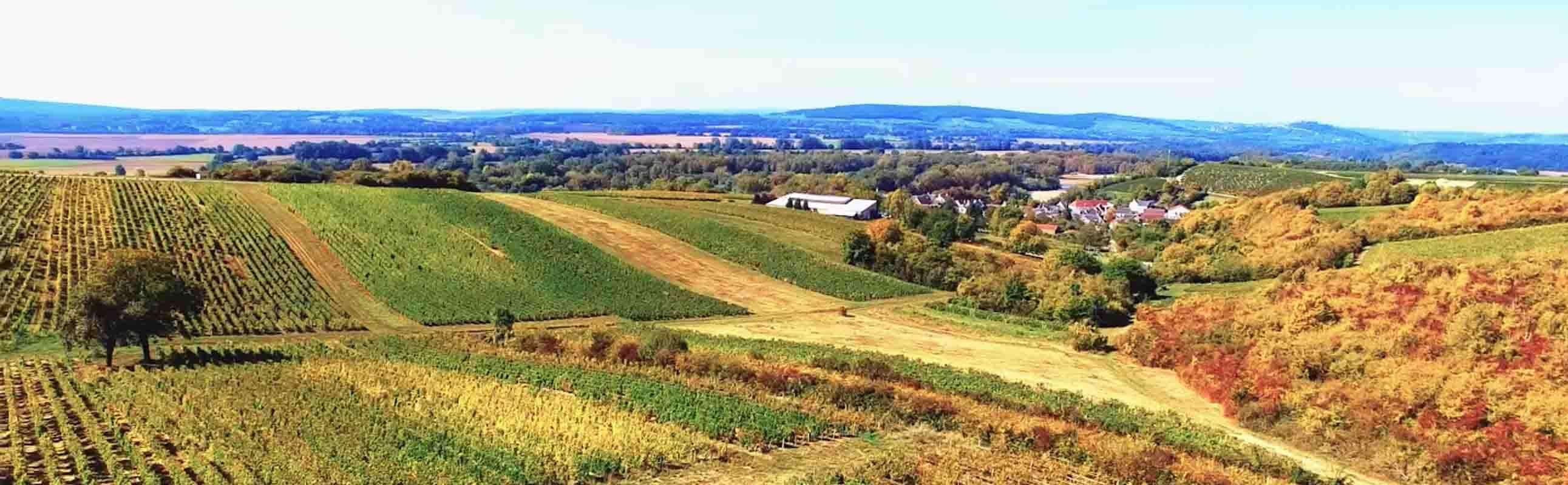 plaine Nièvre film aérien drone