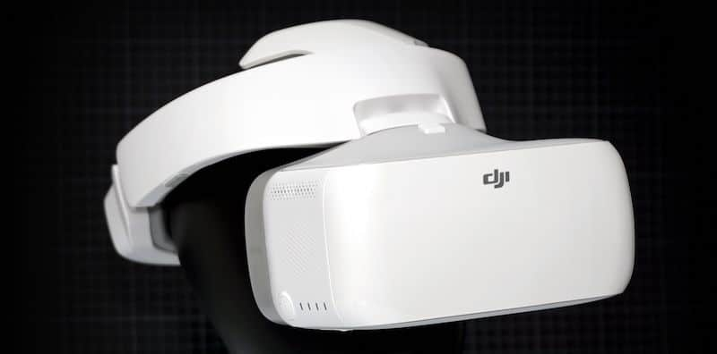 casque de réalité virtuelle DJI Goggles