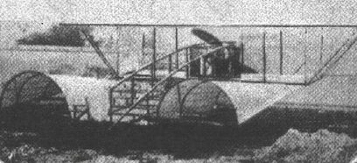 Drone Boucher Détable BW