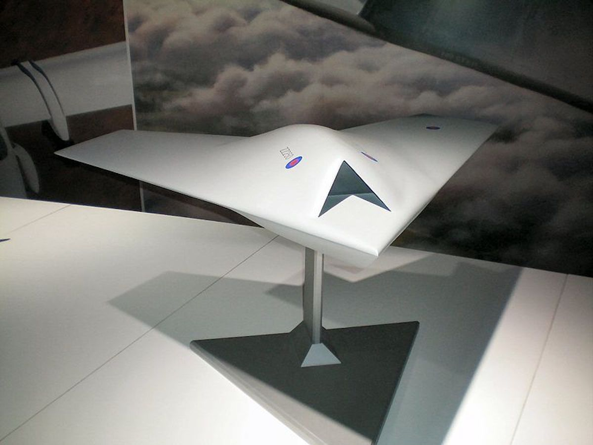 Drone de combat Taranis