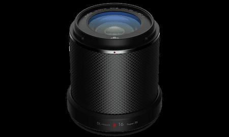 optique X7 DJI 16 mm