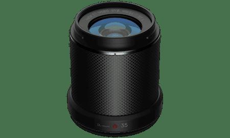optique X7 DJI 35mm