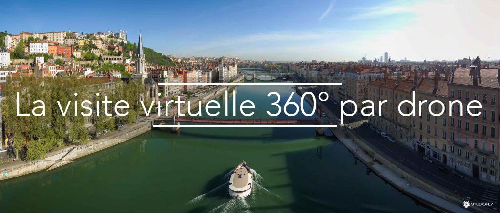 Vue panorama de Lyon
