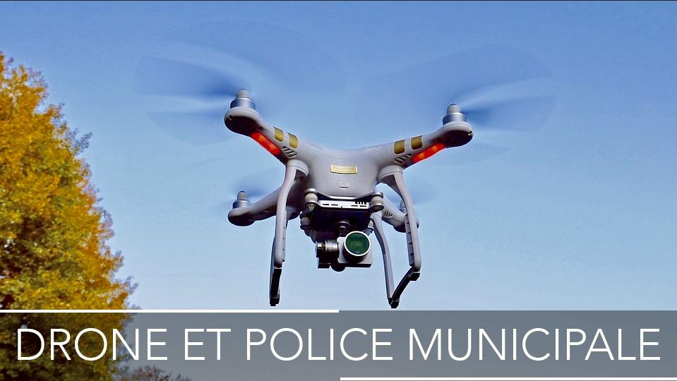 drone police municipale
