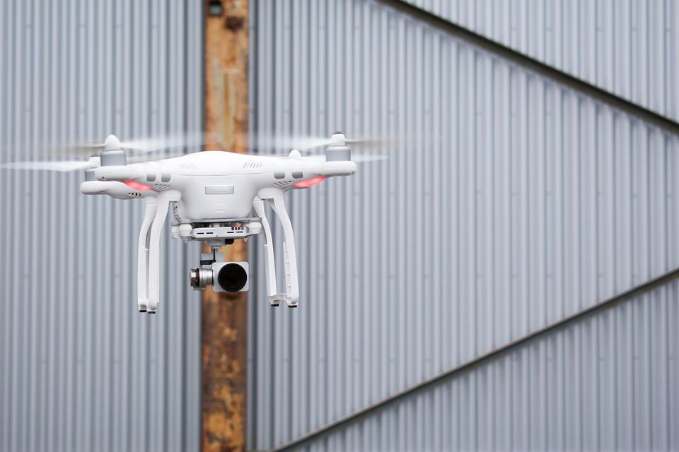 drone police surveillance